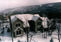Camelback Mountain Resort Townhome Rentals