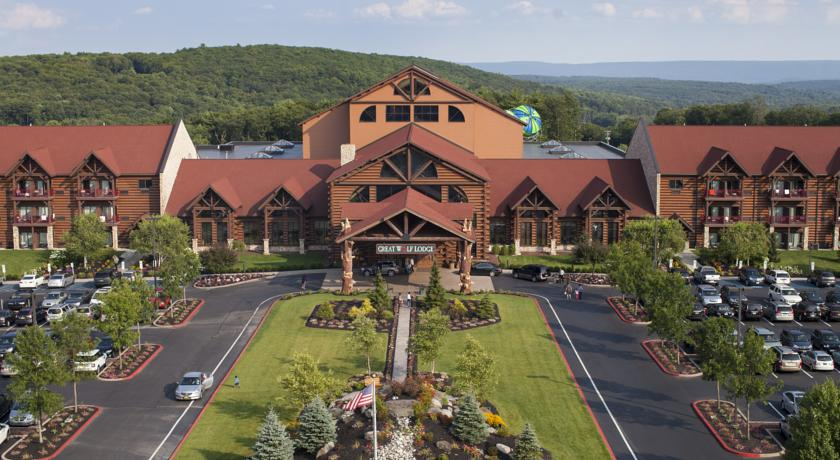 Pocono Indoor Water Park Hotel