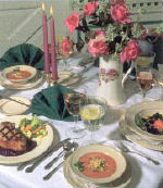 poconos packages - dining
