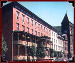 The Inn at Jim Thorpe From Street