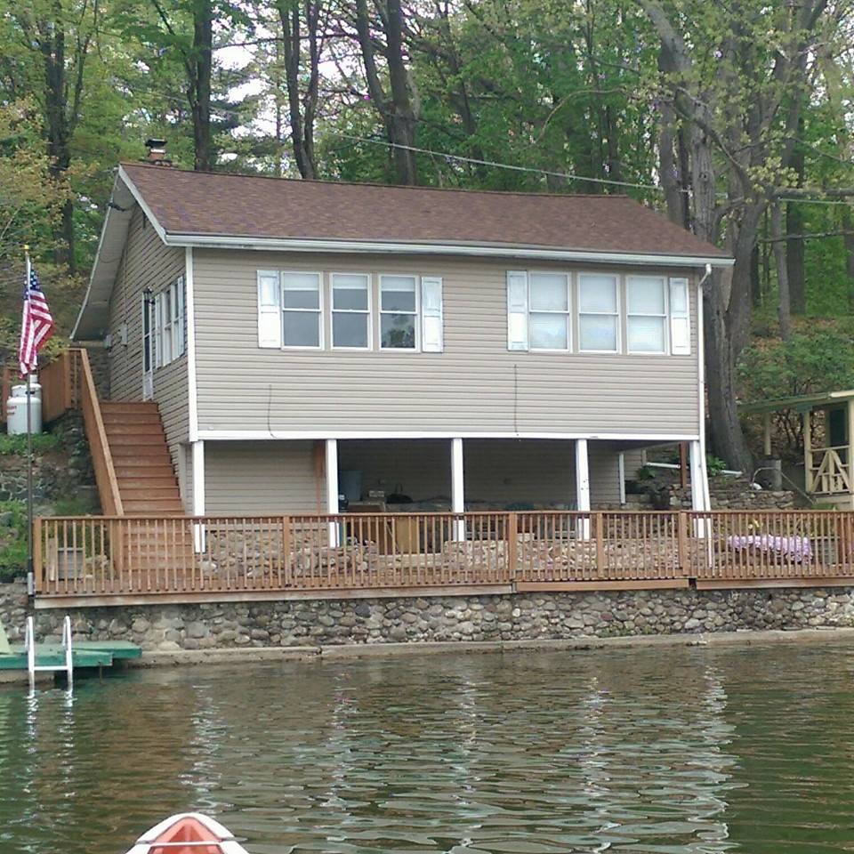 Poconos rentals homes cabins and cottages for rent in for Pocono homes
